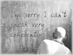 I'm Sorry Quotes and Sayings