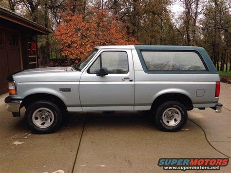 future stock fotm category wanna  ford bronco