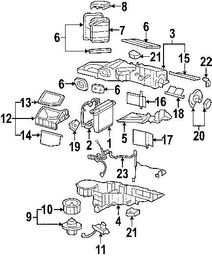 2009 Chevy Expres Fuse Box by 2008 Chevy Impala Fuse Box Diagram Wiring Diagram Fuse Box