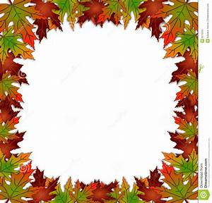 Related Keywords & Suggestions for leaves border clip art