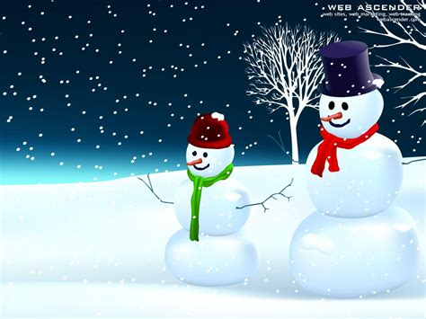 Snowmen Wallpapers  Wallpaper Cave