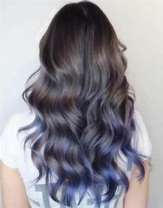 Blaue Haare Ombre : 1001 ideen f r coole frisuren zum thema blaue haare haare ~ Frokenaadalensverden.com Haus und Dekorationen
