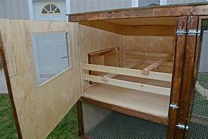 Family Chicken Coop Plans  Up To 6 Chickens