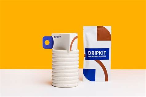Your favorite coffee shops in a dripkit! Dripkit Is High-End Pour Overs Made Easy | Pour over coffee, Coffee making machine, Pour over ...