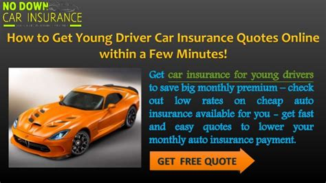 Best cars for cheap insurance for young drivers. Best Car Insurance Policy for Young Drivers