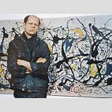 Jackson Pollock | 1024 x 768 jpeg 980kB