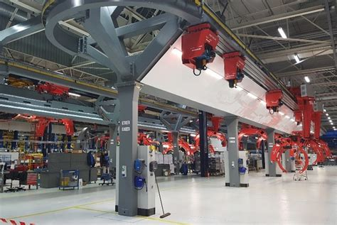 Pulse Line : Double Leap Engine Assembly Line - eXcent ...