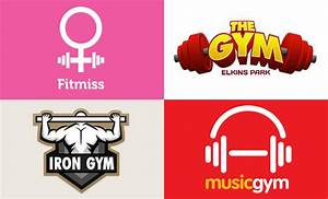 30 Creative Gym and Fitness Logo Designs for your ...