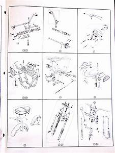 T305  Tc305 Parts Manual