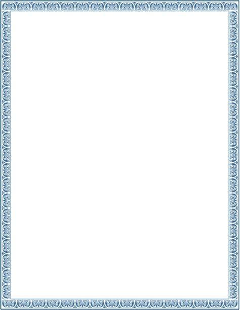 victorian ornamental border blue pageframesoldornatebordersvictorianbordervictorian