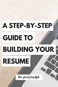 best 25 basic resume examples ideas on pinterest With step by step resume builder