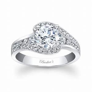 barkev39s modern engagement ring 7898l With modern diamond wedding rings