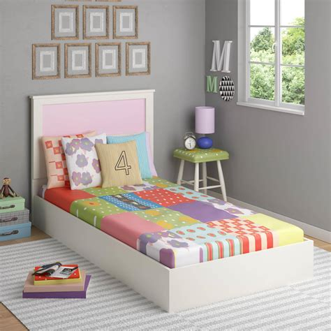 Kids Beds Headboards Walmartcom