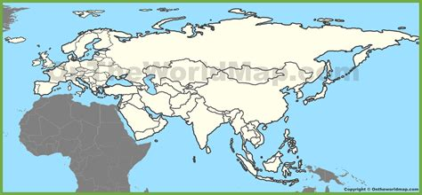 eurasia maps   world