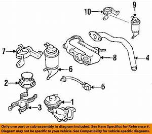 Sell Toyota Oem 8941233030 Egr Valve  Egr Valve Temperature