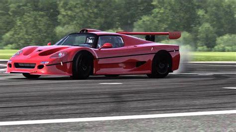 F50 Top Gear by Hd Forza 4 Top Gear Car Test 1996 F50 Gt