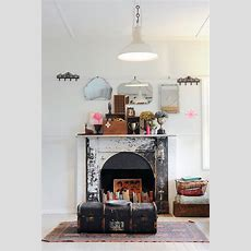 12 Decorating Ideas For Nonworking Fireplace Design