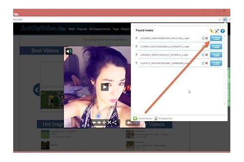 plugin de baixar de video flv da internet