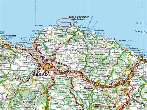 Gaztelugatxe Bermeo Basque Country Spain Pinklec Na