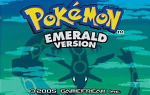 All Codes For Gba Pokemon Emerald Cheats