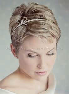HD wallpapers wedding hairstyles for short hair with headband