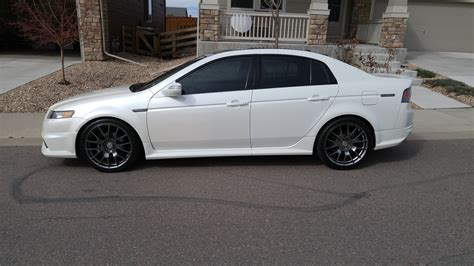 2004 Acura Tl Type S Specs by 2007 Wdp Tl Type S A Spec Acurazine Acura Enthusiast