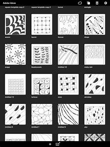 Discover The Art Of Zentangle Drawings With Doodle Patterns For Ios  U0026 Android