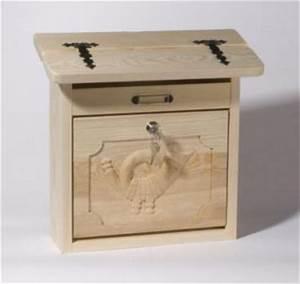 Briefkasten Aus Holz : holzwaren wasmer holz briefkasten alztaler kaufen bei holzwaren johann wasmer ~ Udekor.club Haus und Dekorationen