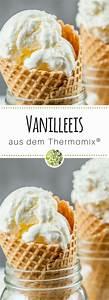 Vanilleeis Rezept Ohne Eismaschine : vanilleeis aus dem thermomix rezept thermomix pinterest ~ Eleganceandgraceweddings.com Haus und Dekorationen