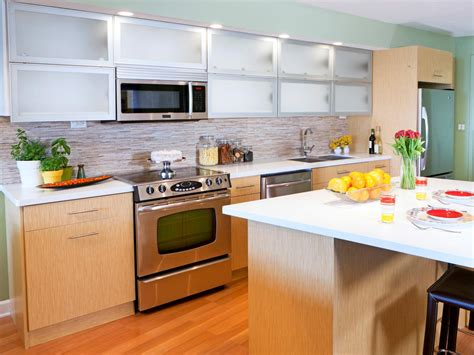 stock kitchen cabinets pictures ideas tips  hgtv