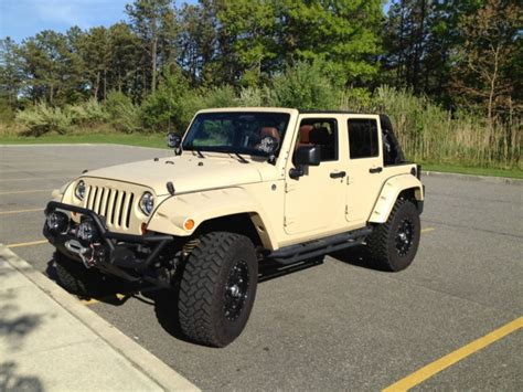 tan jeep lifted 2012 jeep wrangler unlimited sport sport utility 4 door 3