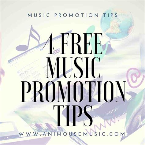 New in the music business? Get free music promotion....now! You know you need it. That sweet free music promotion, those ...