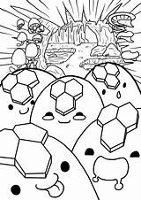 Slime Rancher Coloring Printable Colouring Wonder Colorare Minecraft Imgur Poopsie Monster sketch template
