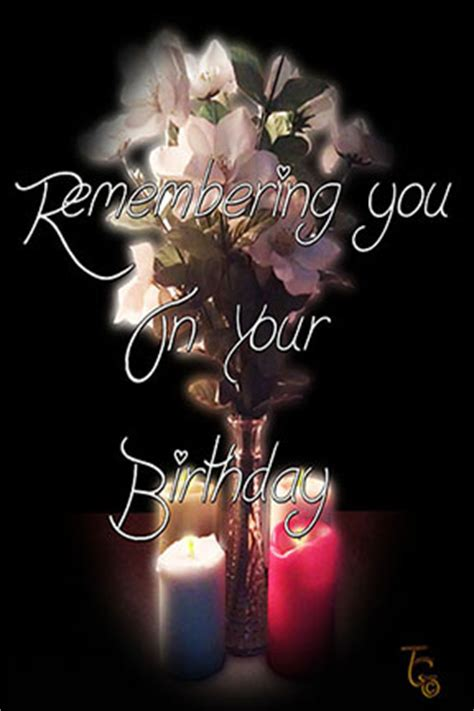remembering  birthday card    ecards greeting cards