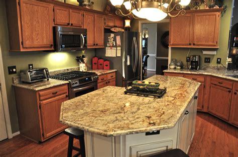 favorite types  granite countertops  stunning