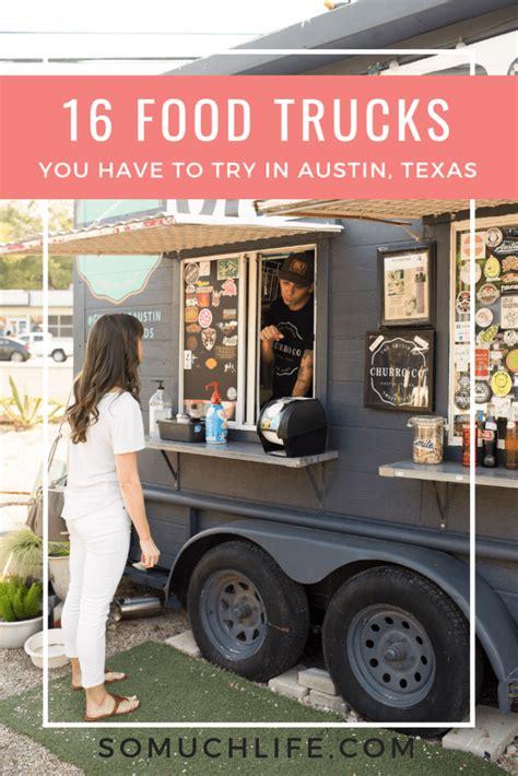 food trucks austin texas try