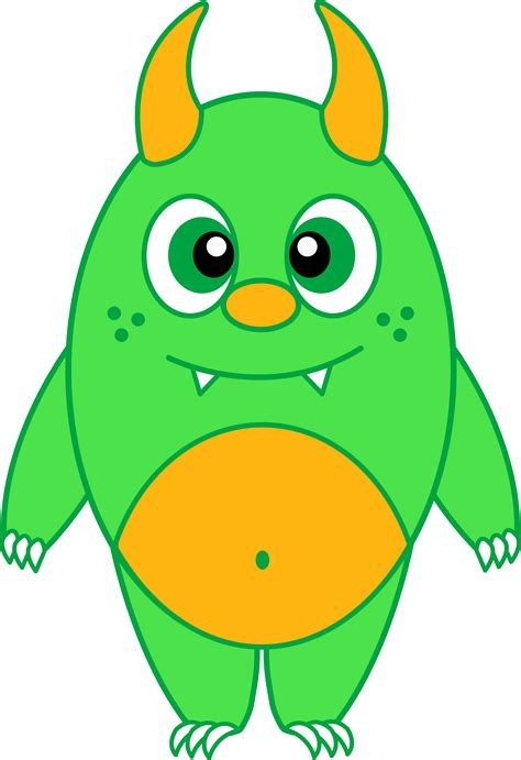 Green Monster Clipart  Clipart Panda  Free Clipart Images