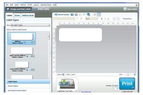 dymo labelwriter v8 baixar do software windows 7