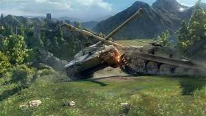World Of Tanks 99 Update Improves Graphics Adds New