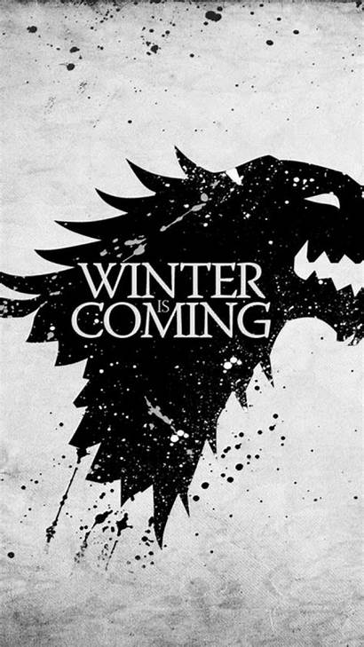 Thrones Winter Coming Mobile Wallpapers