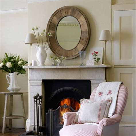 bathroom mirrors ideas fireplace focus the room with a centrepiece mirror now i