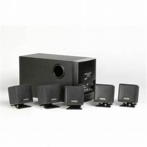 Cambridge Soundworks Dtt2200 Desktop Theater 5 1 Subwoofer