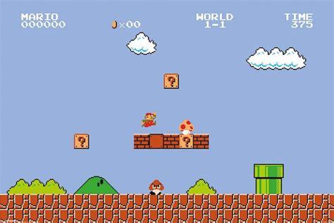 Super Mario Bros 1 1 Poster Sold At