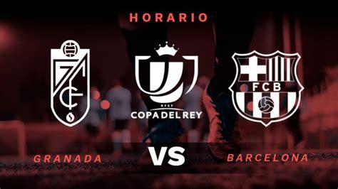Granada - FC Barcelona: dónde ver en directo la prórroga ...