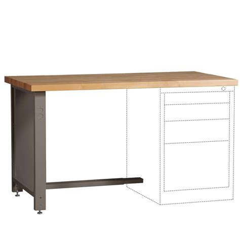 bench height workbench kit style  modular workbench