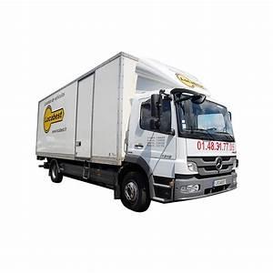 Location Camion 20m3 Carrefour : location d 39 un camion 40m3 mercedes at go hayon locabest ~ Dailycaller-alerts.com Idées de Décoration
