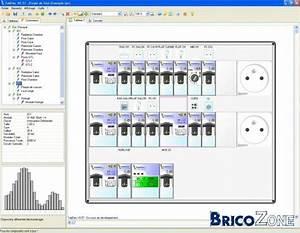 logiciel schema electrique maison gratuit logiciel schema With logiciel plan de maison 3 projet creation logiciel tableau electrique page 3