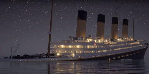 voyez le titanic couler en temps r 233 el gr 226 ce 224 une sinistre