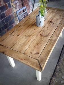 Tisch Aus Bohlen Selber Bauen : tisch aus bauholz selber bauen ber 1000 ideen zu tisch selber bauen auf pinterest pc tisch ~ Eleganceandgraceweddings.com Haus und Dekorationen