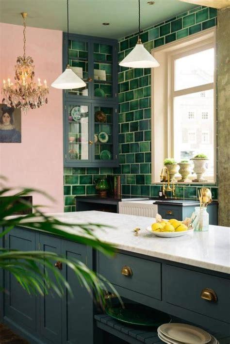 fresh natural kitchen  tropical plants